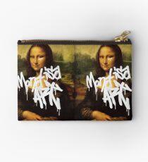 Mona Lisa Art Studio Pouch