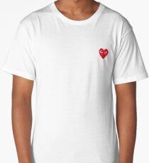 COMME DES GARCONS - PLAY Long T-Shirt