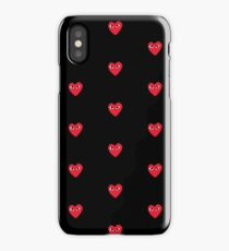 COMME DES GARCONS - PLAY iPhone Case
