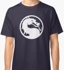 Mortal Dragon (White) Classic T-Shirt