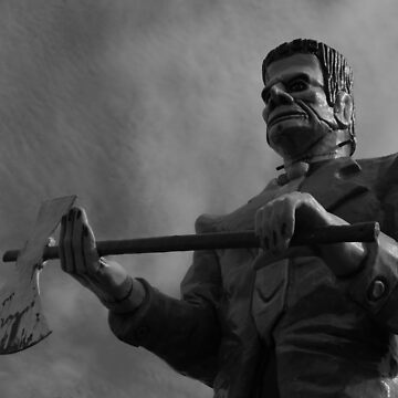 Giant Frankenstein by Ghelly