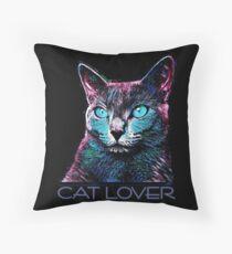 CAT LOVER CRASSCO RUSSIAN BLUE Kissen