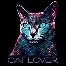 CAT LOVER CRASSCO RUSSIAN BLUE von fuxart