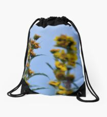 Impressionistic Drawstring Bag
