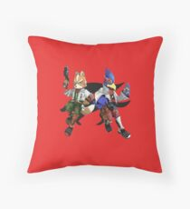 Fox and Falco Floor Pillow