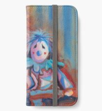 Teddy Bear and Dolls iPhone Wallet/Case/Skin