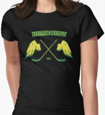 Humboldt Hockey Women's Fitted T-Shirt