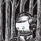 Listening to the Woods by Mike Cressy
