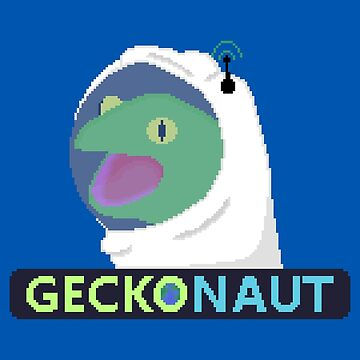 Space Gecko! by Decimation008
