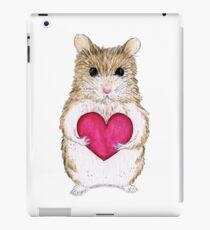 Hamster Love. iPad Case/Skin