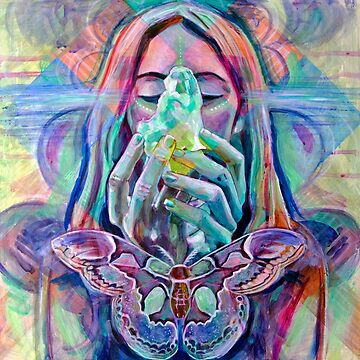 Crystallis Metamorphosis: Holding Onto Truth by BethDAngelo