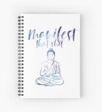 Manifest Spiral Notebook