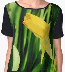 Daffodil Chiffon Top