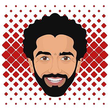 Mo Salah by sherifshaaban
