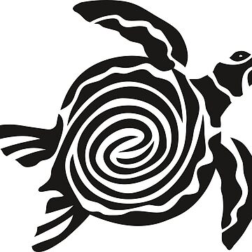 Tribal Turtle by mccabet