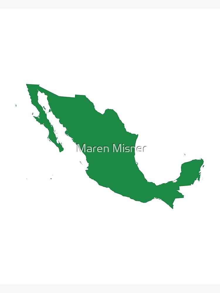 Mexiko-Liebe im Grün von marenmisner