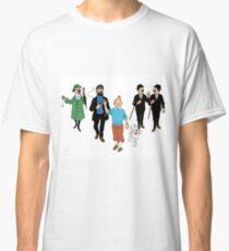 Tintin + Friends Classic T-Shirt