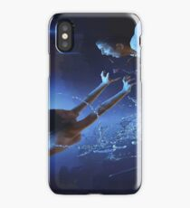 Abduction Woman iPhone Case/Skin