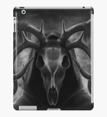 Shadow of Cernunnos iPad Case/Skin