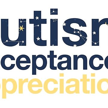Autism Acceptance & Appreciation  by amythests