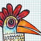 Chicken Scratch  by Amy McLain