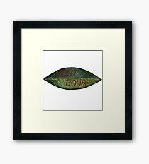 Lost Boys Framed Print