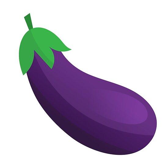 Image result for eggplant emoji