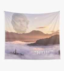 WOW - Owen Wilson Wall Tapestry