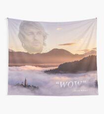 WOW - Owen Wilson Wandbehang