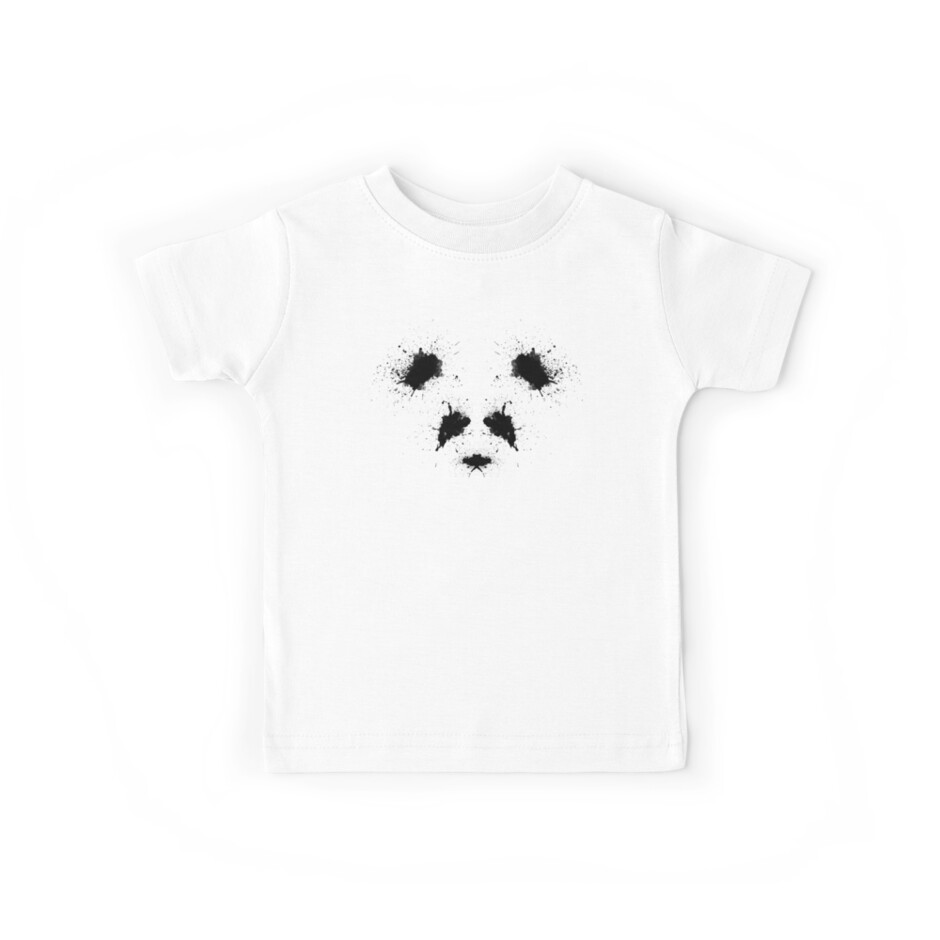 Rorschach Panda by badamg