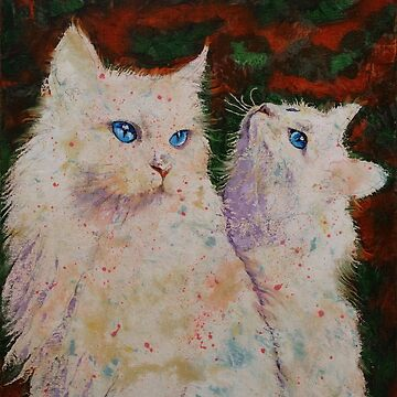 White Cats by michaelcreese