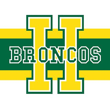 Humboldt Broncos by OneTonSoup