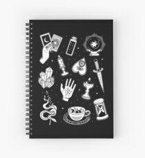 Mystical Spiral Notebook