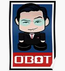 Colbot Politico'bot Toy Robot 2.0 Poster