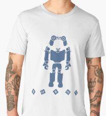Toys for children: robot, remote control, cubes. Men's Premium T-Shirt