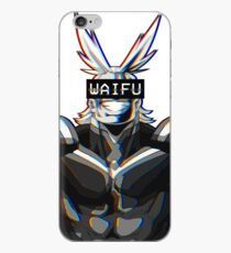 All Might... Waifu? iPhone Case