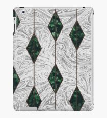 Marble and Nature Geometric Pattern iPad Case/Skin