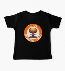 Linux Stress Test Baby Tee