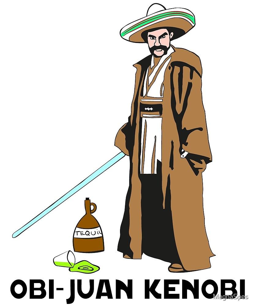 Funny Cinco De Mayo Star Wars Hero Obi Juan Kenobi In Sombrero With Fiction Blouse Off White Tequila By