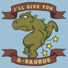 I'll give you a-saurus by Dan Ives