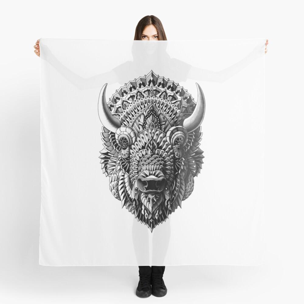 Bison Tuch