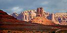 Valley of the Gods, Utah by Erwin G. Kotzab