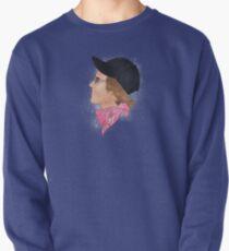 Pink Bandana Drawing Pullover
