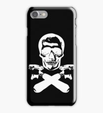 Skull & Portafilters iPhone Case/Skin