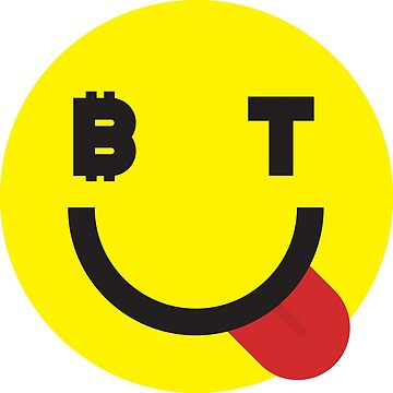 Bitcoin Delicious Smiley by Bitcoin-Smiley