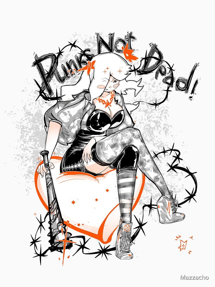 Punk's Not Dead by Mazzacho