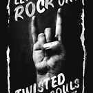 Let's Rock On ! by ALsDesignStudio
