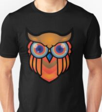 cool owls and cool design print  Unisex T-Shirt