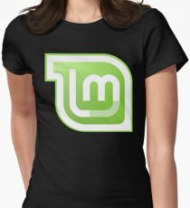 Mint Women's Fitted T-Shirt