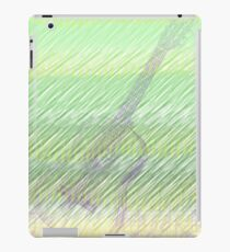 The Musician iPad Case/Skin
